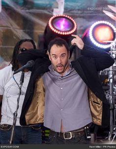 "Dave Matthews Band Tattoos | Dave Matthews Band - Dave Matthews Band in Concert on NBC's ""Today ..."