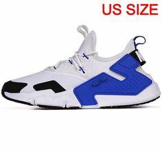 Original New Arrival NIKE AIR HUARACHE DRIFT Men's Running Shoes Sneakers Nike Air Huarache, Running Shoes For Men, Shoes Sneakers, Pairs, The Originals, Store, Shopping, Loafers & Slip Ons, Larger