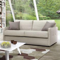 A Slim kanapéakis helyiségek bútora - a keskeny karfák miatt a bútor kevés helyet foglal el a többi kanapéhoz képest.A klasszikus egyszerűség díszítő kéderrel, és a karfákon is díszítő varrással gazdagodik. A Slim ülőgarnitúra kanapéjaNovaSystem funkcióval egy nagyon érdekes bútor.Ideális a kisebb nappali helyiségekhez, a bútorral megoldhatjuk akár az egész dekorációt. Outdoor Sofa, Outdoor Furniture, Outdoor Decor, Love Seat, Couch, Home Decor, Settee, Decoration Home, Sofa