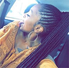 Rabake 3 Bundles Body Deep Loose Wave Straight Non Remy Hair 3 Pieces Pack My Hairstyle, Box Braids Hairstyles, Protective Hairstyles, Protective Styles, Black Girl Braids, Girls Braids, Curly Hair Styles, Natural Hair Styles, Goddess Braids