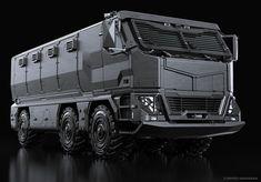 OS06 - Armored Vehicle, Fumihisa Nagasawa