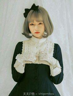 Taeyong as a girl 💕 Beautiful Blackpink Fashion, Lolita Fashion, Cute Dresses, Flower Girl Dresses, Lolita Mode, Bts Girl, Bts Beautiful, Cute Costumes, Other Outfits