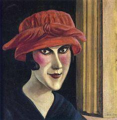 Cosi fan tutte, 1921, Otto Dix