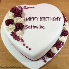 Stylish Birthday Cake Editing Online With Name Photo Happy