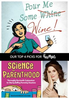 If you're sorely in need of some good laughs, we have the book list for you. These funny books will crack up any mom! I Love Books, Great Books, Books To Read, My Books, Working Mom Humor, Working Moms, Belly Laughs, Life Is Hard, Book Lists
