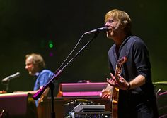 Phish astounds in five-hour Halloween show for the ages - Las Vegas Weekly review