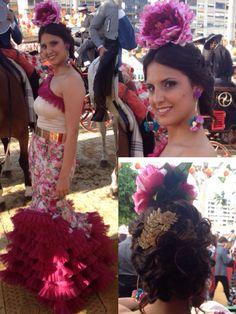 Feria de abril: Total look Alonva