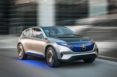 Mercedes-Benz EQ electric car confirmed, more models to be unveiled by 2025