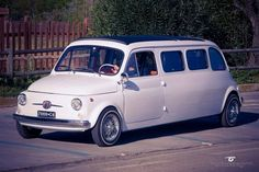 Fiat 500 limusina