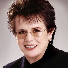 """""""You just keep chipping away."""" http://www.pinknews.co.uk/2014/09/06/billie-jean-king-sexuality-is-still-an-issue-for-athletes/"""
