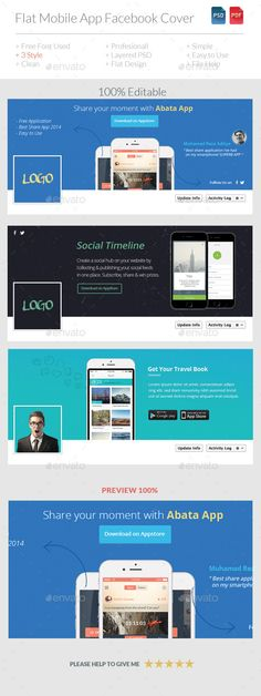 Dortoretto Facebook Timeline Fonts, Lasagne and A website - business timeline template
