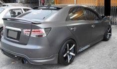 Custom Modified Kia Naza Cerato Forte 1st Generation Sedan