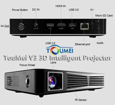 #Toumei #V3 using #3D soft decoding technology integrated by Mster chip, utilize #3DHIMAX independent decoder chip, support online viewing of ultra-clear resolution video, to bring you an inmmersed sense. If you like it, you can purchase it at http://www.toumeipro.com/projector/v3-3d-intelligent-projector.html with best pirce. #Projector #3Dprojector #ToumeiV3 #technology #IntelligentProjector