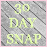 30 Day Snap | Day 1