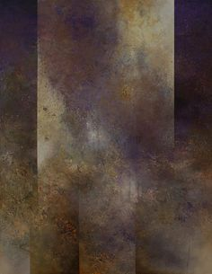 Lavender Rain (2015) -36x48 - $5600.00