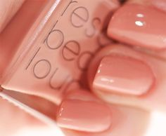 PEACH Nail Polish _____________________________ Reposted by Dr. Veronica Lee, DNP (Depew/Buffalo, NY, US)