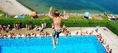 Dolores Park, Outdoor Decor, Travel, Nest, Switzerland, Hobbies, Pools, Water Parks, Viajes