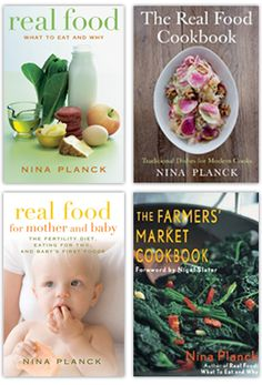 Love all of Nina Planck's books