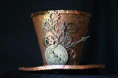 Steampunk Top Hat by ducky-overlord on DeviantArt