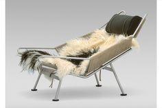 The Flag Halyard Chair, Hans Wegner