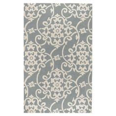 I pinned this Scroll Rug from the Surya event at Joss and Main!