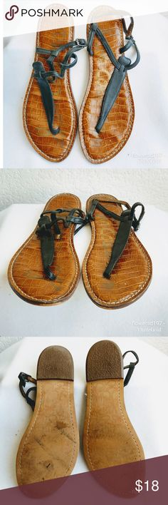 aad34d85a1b0 Sam Edelman Gigi Sandals Sam Edelman Gigi Sandals pre-owned in good  condition normal wear