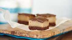 Raw Macadamia Caramel Slice Recipe - Medibank be. magazine