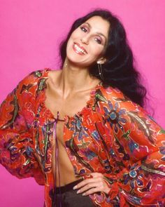 Cher (Photo at AllPosters.com)