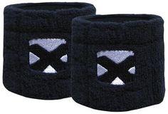 Pacific Wrist Band standard size - Ein Paar Schweißbänder von Pacific in Standardgröße. Mit gesticktem Pacific-Logo in der Mitte, in navy mit weiß und schwarz.    http://www.centercourt.de/Tennisbekleidung/Accessoires/Pacific-Wrist-Band-standard-size-navy.html