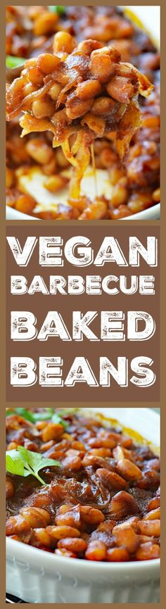 Vegan Barbecue Baked Beans