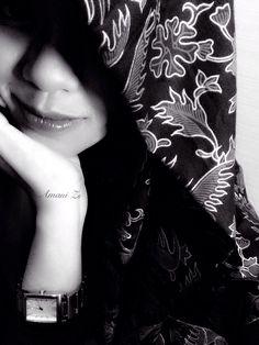 batik I Smile I Black I White I Beautiful I