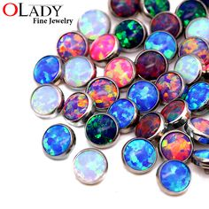 Piel micro dermal diver 100% titanium piercing joyería piercing del cuerpo accesorios piedra de ópalo dérmica de anclaje superior jeweled disco