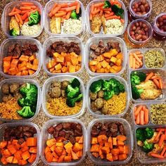 this sunday I want to incorporate some brown rice and steak into my food prep!