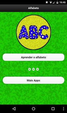 The Alphabet in Portuguese.<p>It is an App to learn the alphabet.<br>It is perfect for kids!<p>You can learn the alphabet with some funny examples.<p>Enjoy with this App!  http://Mobogenie.com #learnportugueseforkids