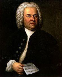 Johann Sebastian Bach was een Duitse componist van barok muziek, organist en dirigent. Hij wordt gezien als een van de invloedrijkste componiste uit de geschiedenis van de klassieke muziek.