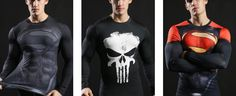 Looking for compression shirts or compression pants? Buy online. Wide choice of superhero shirts!   https://www.gymknight.com