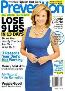 barre3 featured in Prevention Magazine
