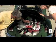 Al Bullock, Livermore, Green Overdrive: The Homemade Electric VW Bug!