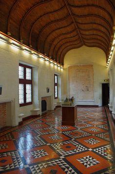 Bourges - Palais Jacques Coeur - La galerie est | Flickr: partage de photos! Bourges, Berry, Cher, Architecture, Castles, Renaissance, Moroccan, Medieval, Manor Houses