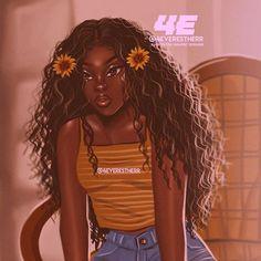 B O X B R A I D S 💕💕 Big S/O to Mervin Kaunda ! I'm slowly getting better at drawing braids thanks to u! I love your work bro! Black Love Art, Beautiful Black Girl, Black Girl Art, Black Girls Pictures, Drawings Of Black Girls, Girl Drawings, Black Art Painting, Black Artwork, Natural Hair Art