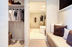walk in robe and ensuite designs - Google Search