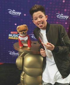 JIFFPOM!!!! And Jacob Sartorius from MUSICAL.LY