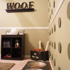 Dog Rooms Design, Pictures, Remodel, Decor and Ideas