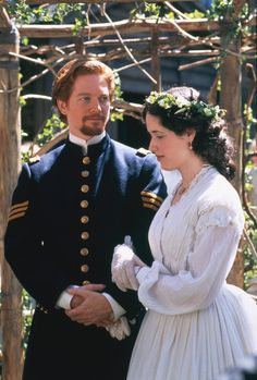 Such a long engagement they had. Great movie and this is one of my all-time favorites. I love the Marmee character.