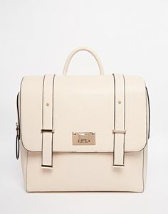 New Look   New Look Square Satchel Backpack at ASOS