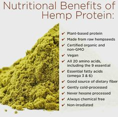 Plant-based protein just got a little better with hemp protein. But what is hemp protin and why is it the best complete plant-based protein? Hemp Powder Benefits, Oil Benefits, Health Benefits, Hemp Protein Benefits, Hemp Seed Recipes, Hemp Recipe, Sources Of Dietary Fiber, Protein Sources, Hemp Protein Powder