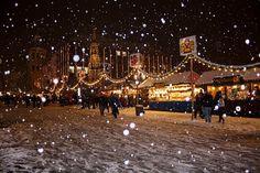 10 ideal Christmas destinations in Europe La Carte Vintage