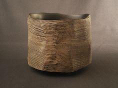 JF DELORME # bol en bois    diam. 15 x ht. 13,5 cm.    chêne  2009