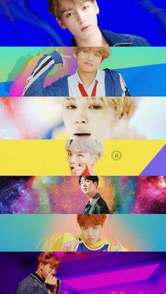 DNA BTS juntos por él ADN