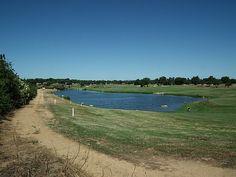 Golf Ball storage unit at Quinta do Ria Golf Course Tavira